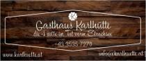 Logo von Restaurant Gasthaus Karlhutte in Krakaudorf