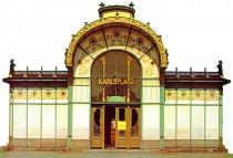 Logo von Restaurant Cafe im Otto-Wagner-Pavillon in Wien