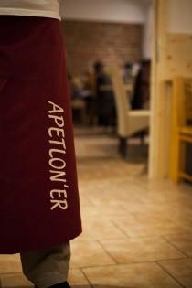 Logo von Restaurant APETLONaposER in Apetlon