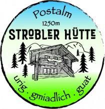 Logo von Restaurant Strobler Hütte in Abtenau