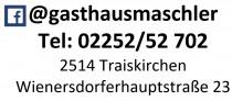 Restaurant Gasthaus MASCHLER in Traiskirchen