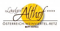 Logo von Restaurant Landgut  SPA Althof Retz in Retz