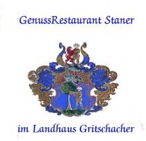 Logo von GenussRestaurant Staner im Landhaus Gritschacher in Lendorf