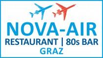 Logo von NOVA-AIR Restaurant Boeing in Graz
