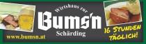 Logo von Restaurant Wirtshaus zur Bumsn in Schrding