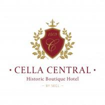 Logo von Restaurant Cella Central  in Zell am See