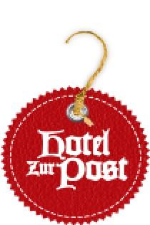 Logo von Hotel Restaurant Zur Post in Alpbach