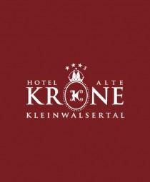 Logo von Restaurant Hotel Alte Krone in Mittelberg